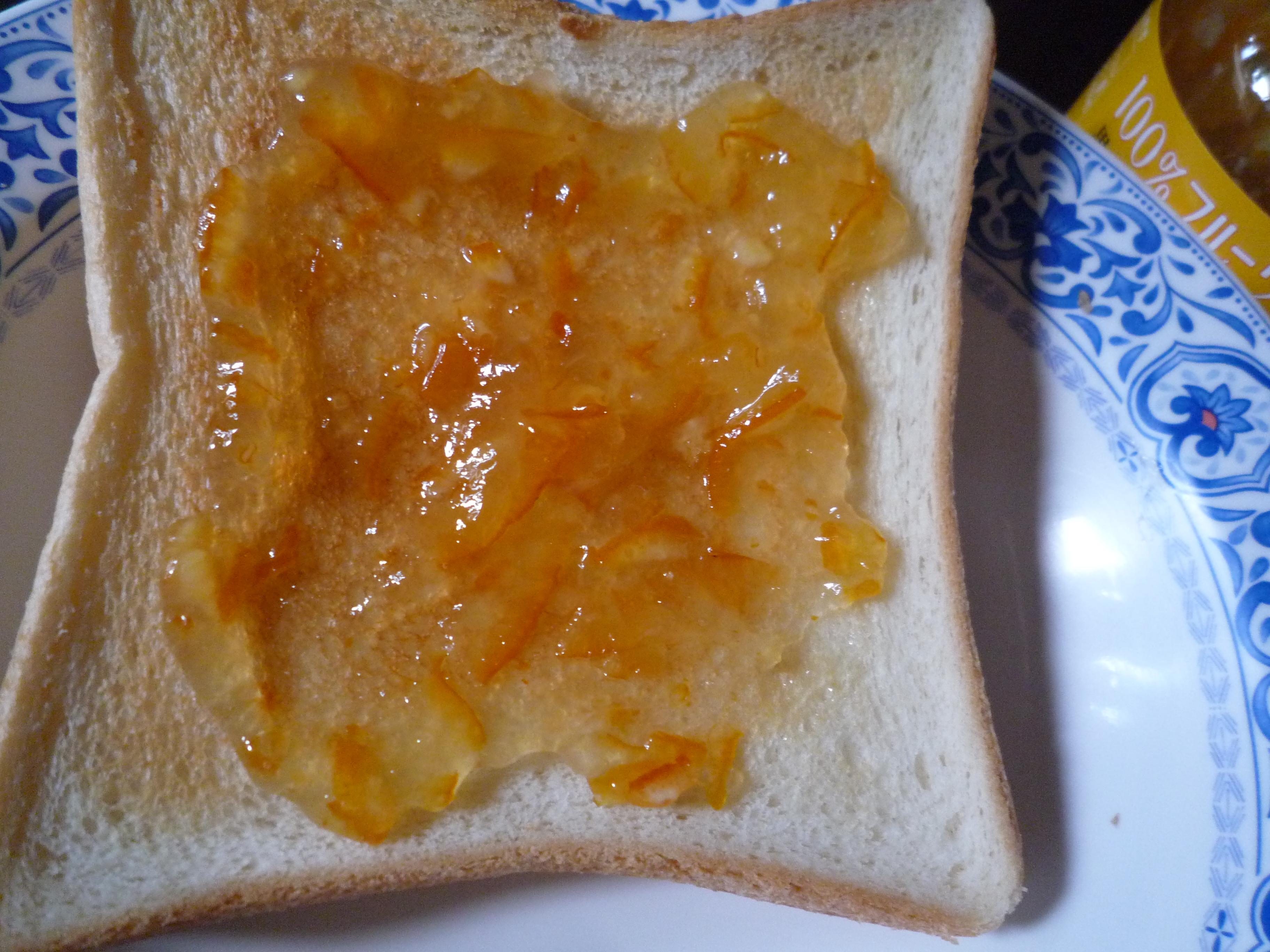 スドー 100%フルーツ ママレード パン