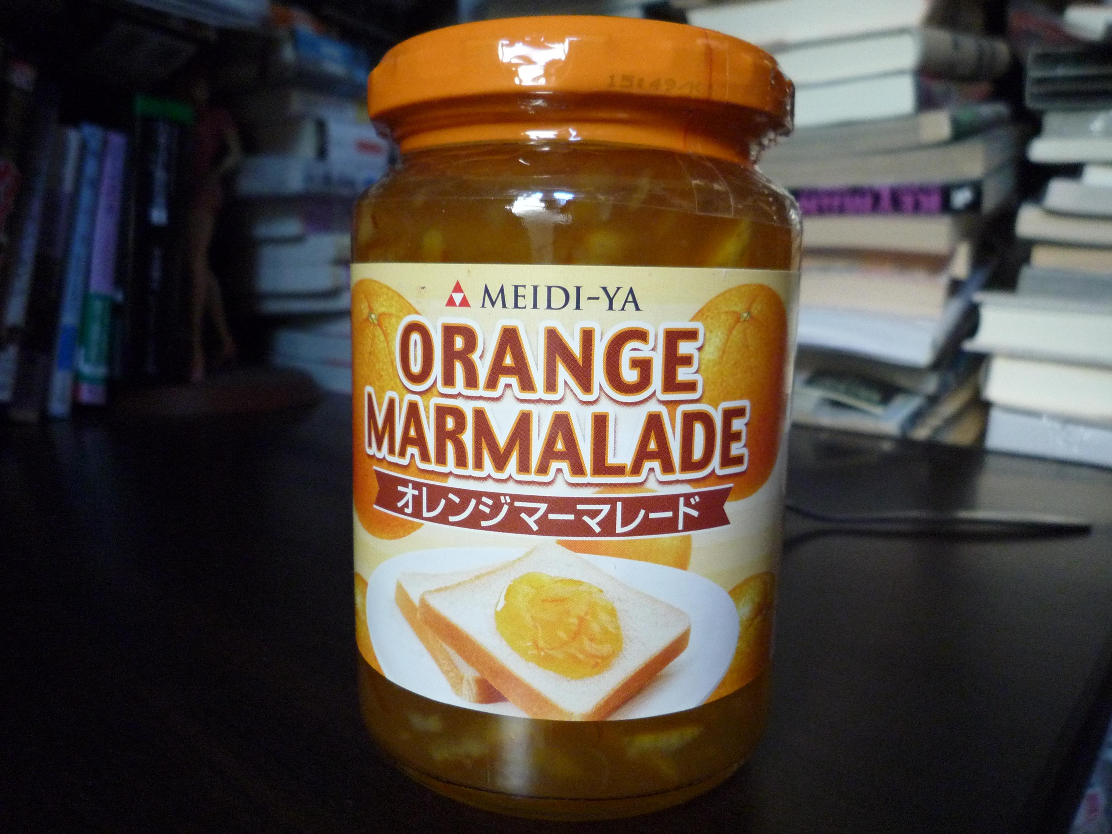 明治屋 オレンジマーマレード