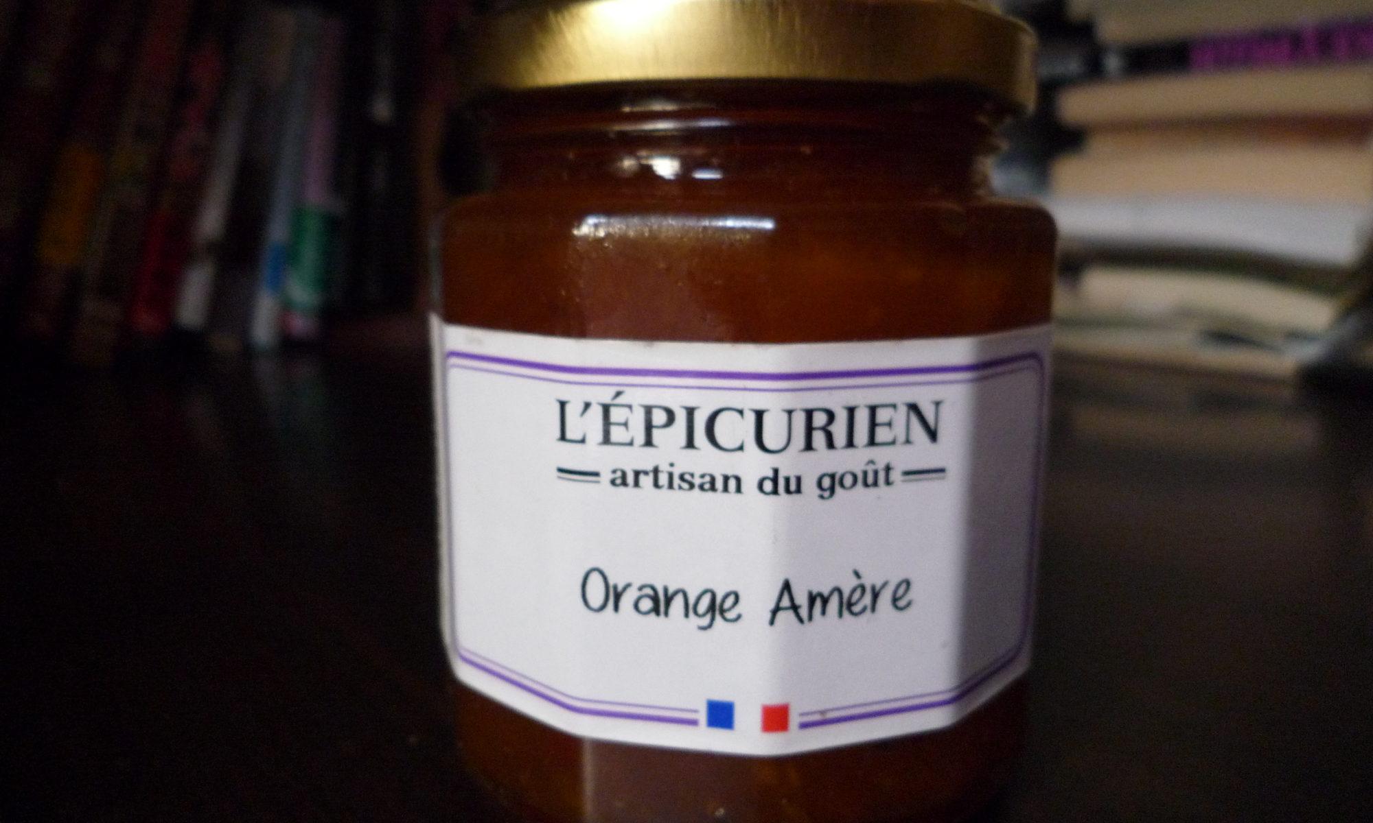 レピキュリアン コンフィチュール ビターオレンジ